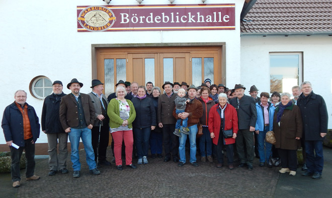 Privater Besuch aus Bayern
